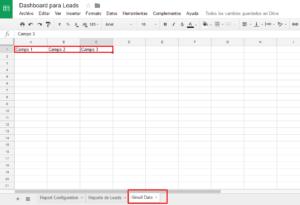 spreadsheet google + Zapier