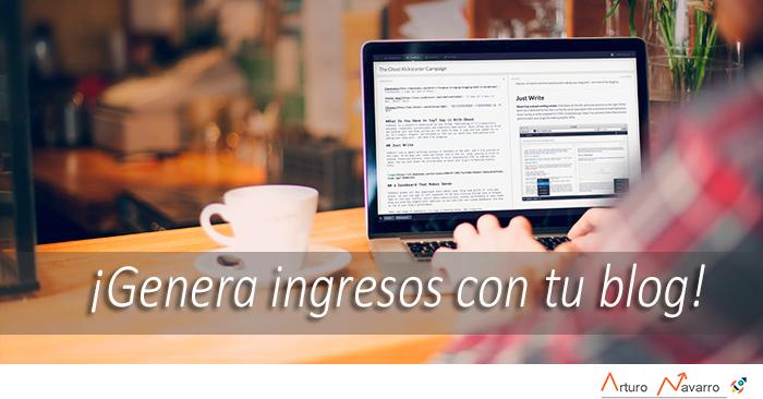 Cómo hacer dinero fácilmente con tu blog, Adsense y las redes sociales
