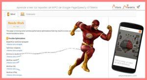 Como leer los reportes de velocidad de carga de speedpage de Google y GTMetrix