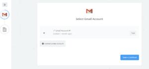 gmail + zapier